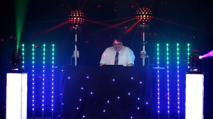 Wedding DJ and Mobile Disco